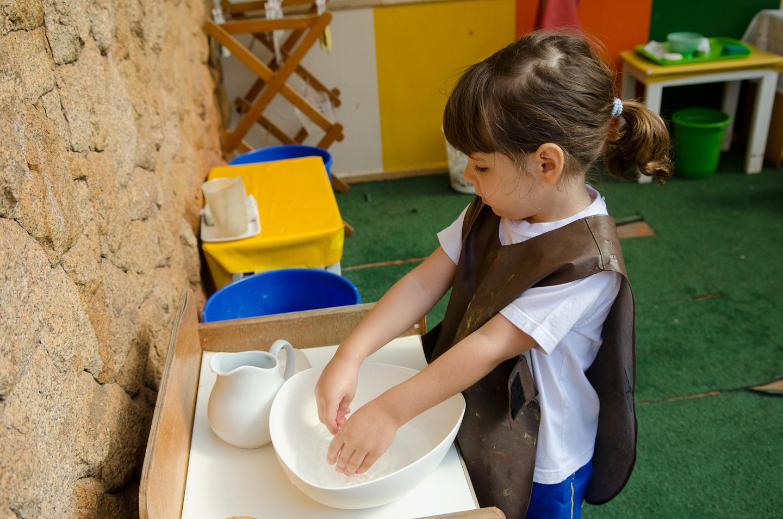 InfantileM - Maria Isabel Lavando as Mãos 6