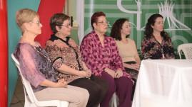 Comitê Científico da OMB - Sônia Braga, Carla Ramires, Talita Almeida, Luciana Ribeiro e Camila Isola