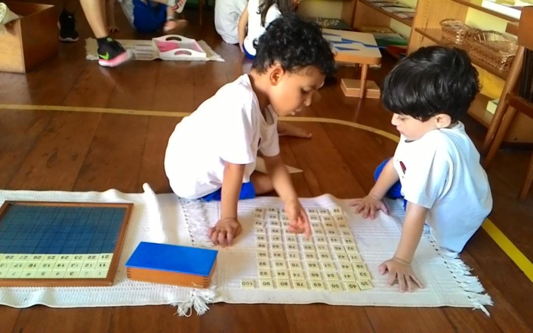 Matemática – Crivo de Erastóstenes