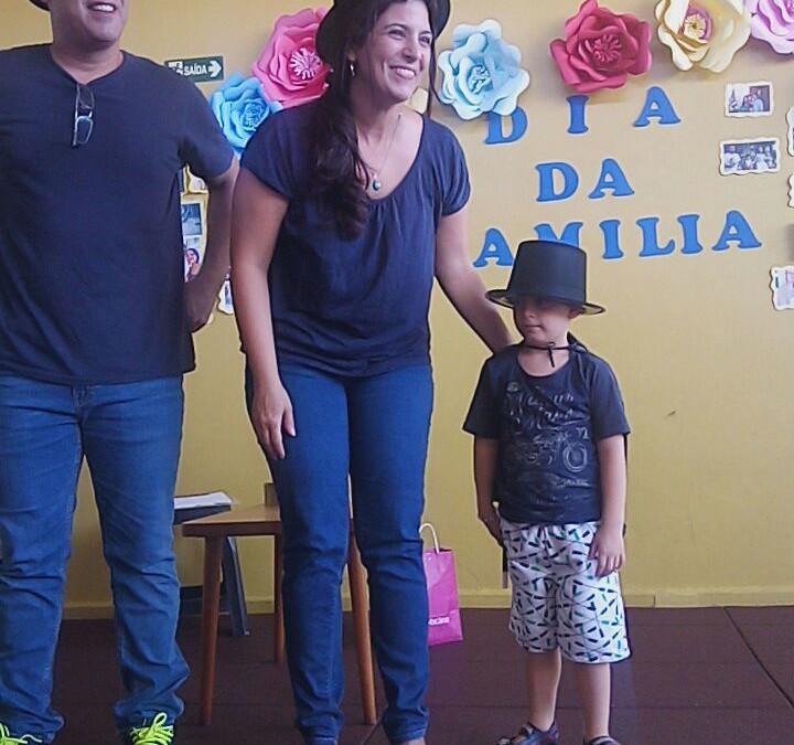 Dia da Família na Escola – Show de Talentos