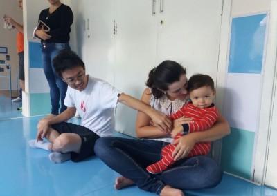 Gabriel e Família I