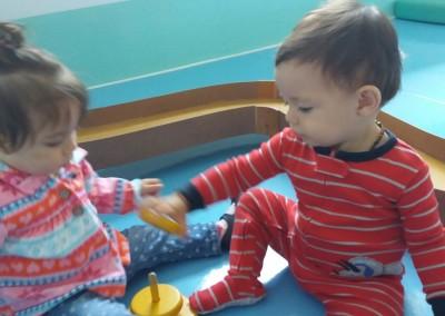 Gabriel e Maria Alice