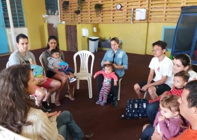 Roda de Conversa - Sala Materna