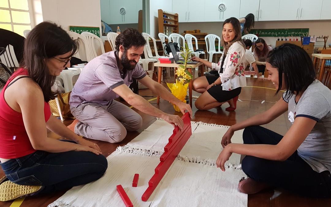 Curso de Introdução ao Montessori