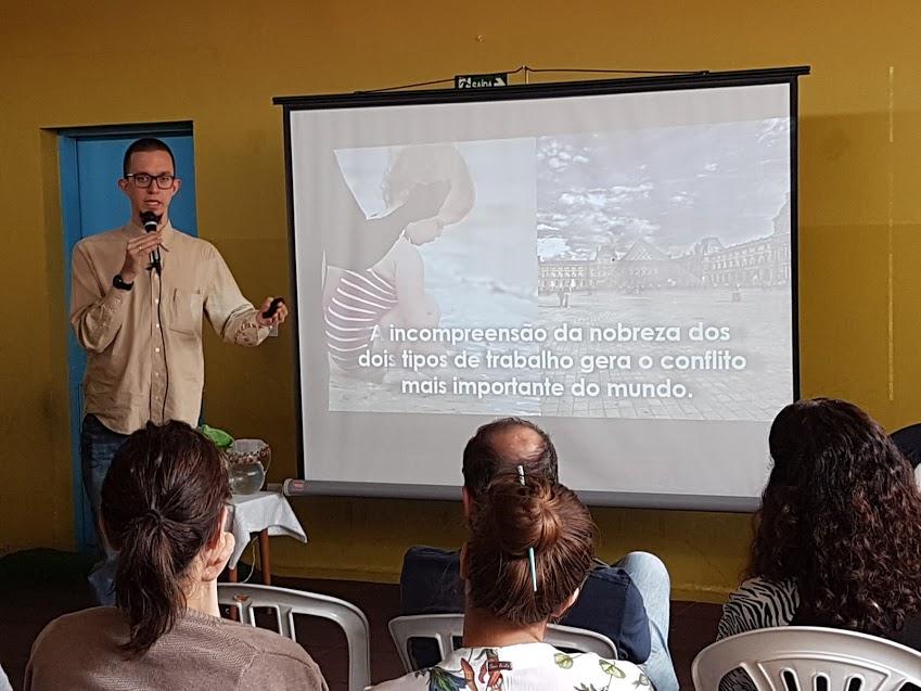 Palestra Montessori – Gabriel Salomão