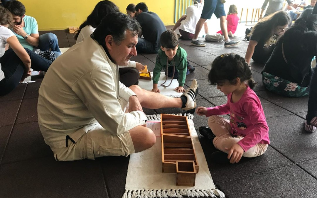Evento – Escola Aberta Infantile