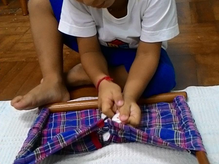Nido – Telaio de Botão