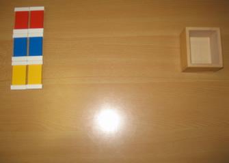 color box I