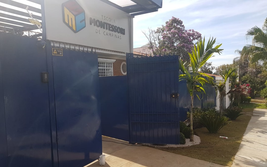 Nova Unidade da Escola Montessori de Campinas