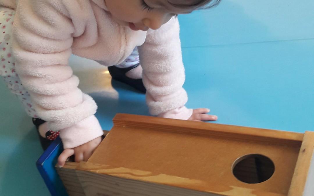 Materna – Caixa de Permanência de Objetos com Gaveta