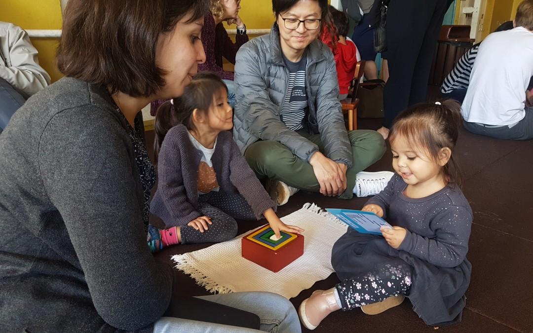 Materna e Nido – Escola Aberta