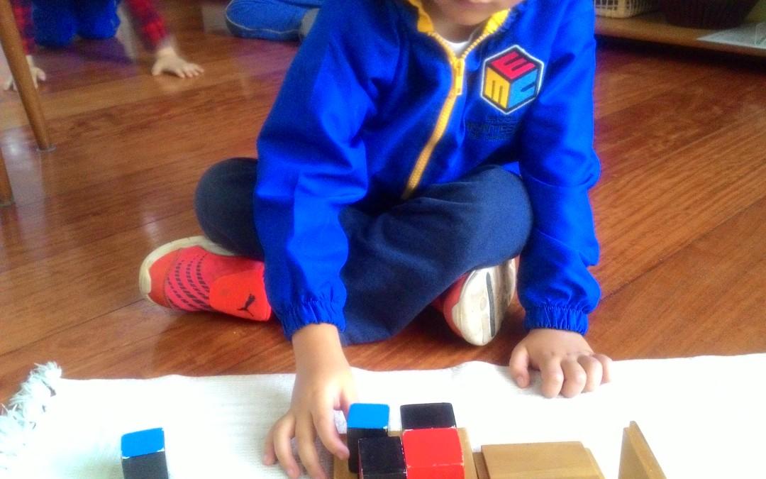 Infantile – Cubo do Binômio