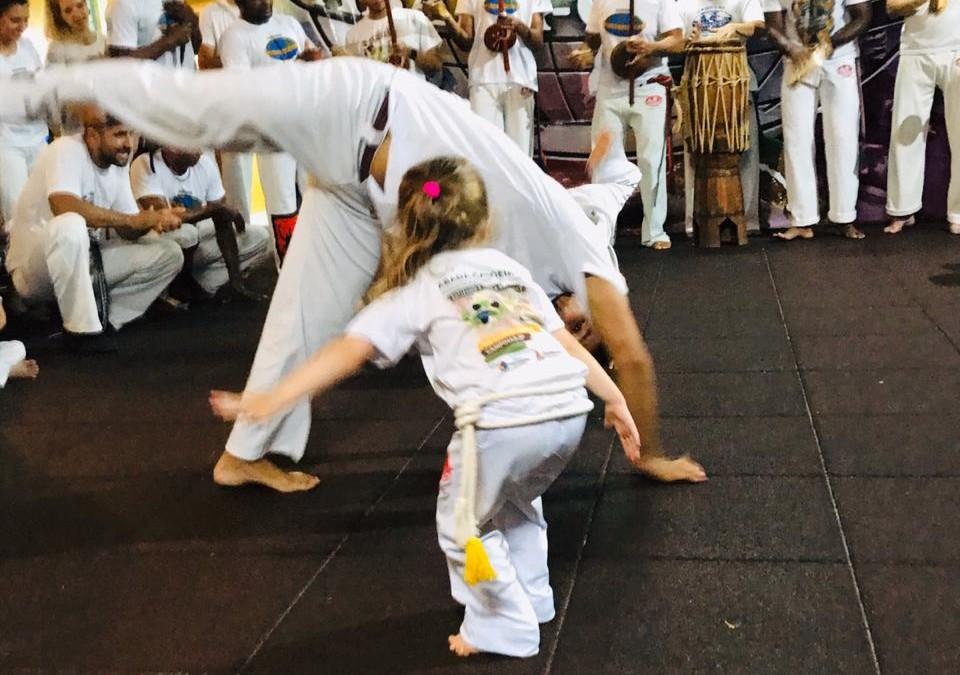 Batizado e Troca de Cordas da Abadá Capoeira