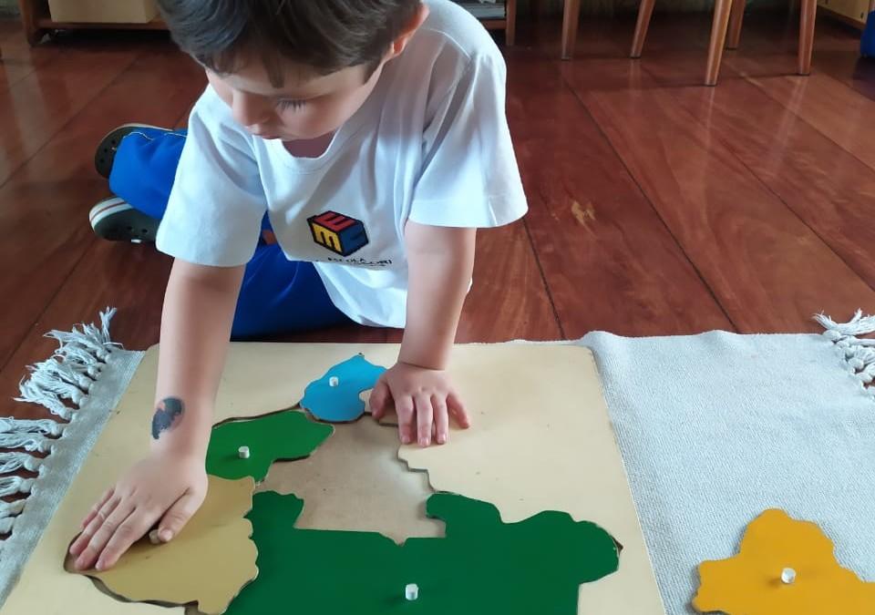 Infantile – Mapas