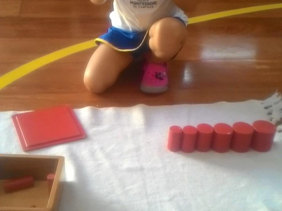 Infantile – Cilindros Coloridos