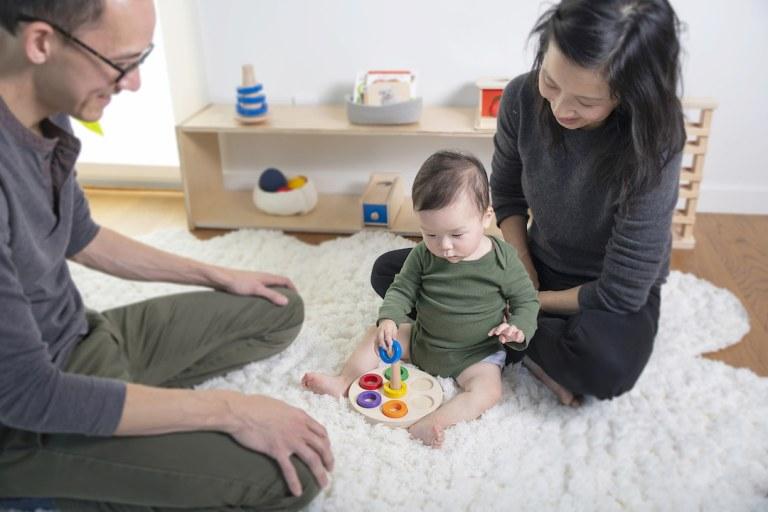 Função do Adulto na Vida do Bebê