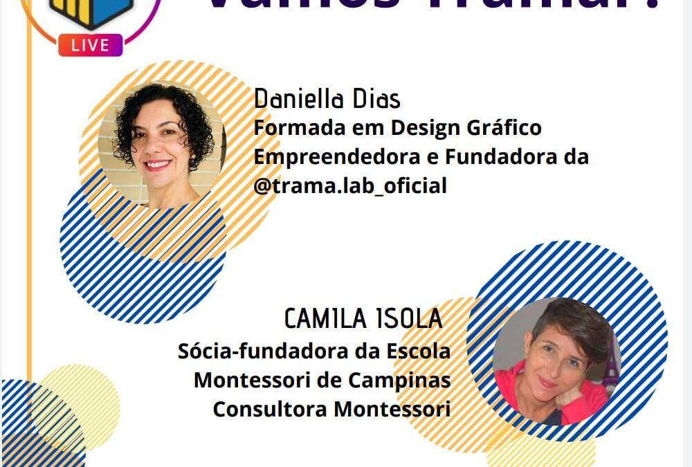 Live Daniella Dias