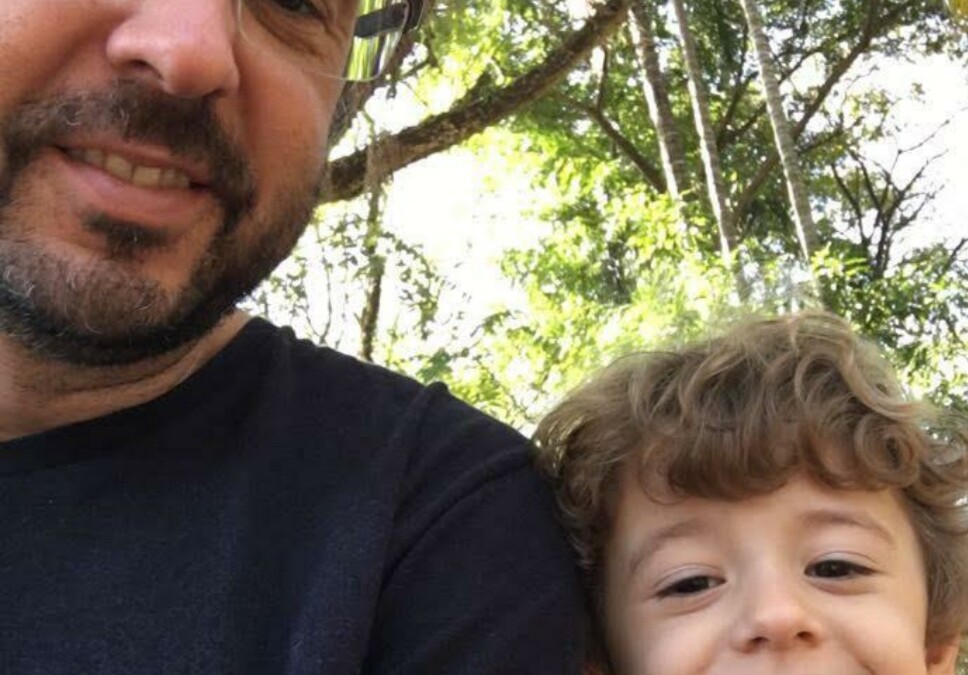 """Porque Escolhi Montessori?"" com Gener Sanchez"