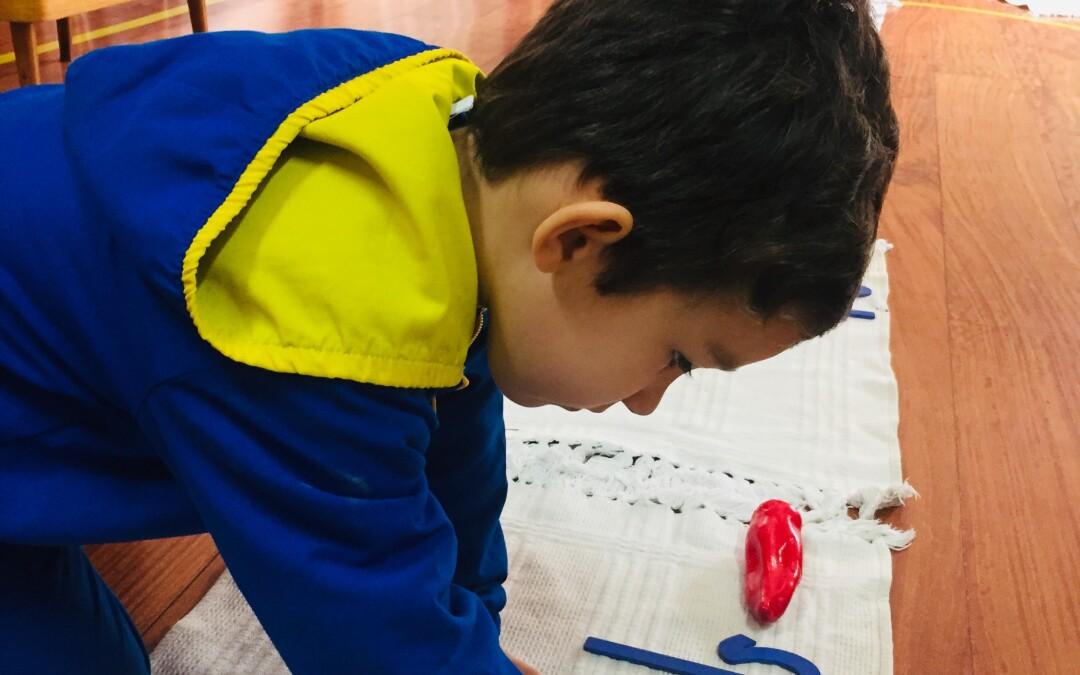 Infantile – Alfabeto Móvel